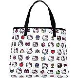 Hello Kitty Emoji Pebble PU Tote