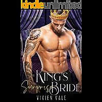 The King's Surprise Bride: A Royal Wedding Novella (Royal Weddings Book 2)