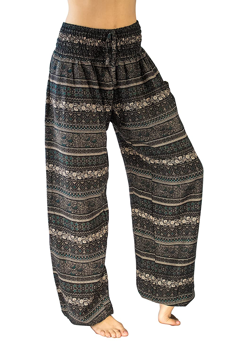 cdc0203717 Online Cheap wholesale PIYOGA - Womens Boutique Lounge and Bohemian Yoga  Pants, Scrunched Bottom (Stretches from US Size 0- Leggings Suppliers