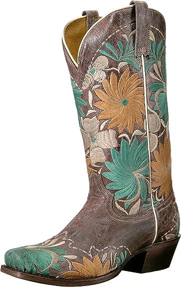 ROPER Womens Amelia Western Boot