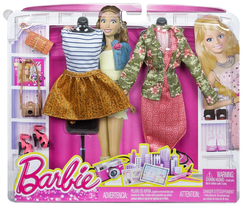 Barbie Look Fashion 2 5CT18J