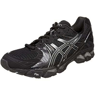 newest 20928 7377b ASICS Men s GEL-Kayano 17 Running Shoe,Black Onyx Lightning,7