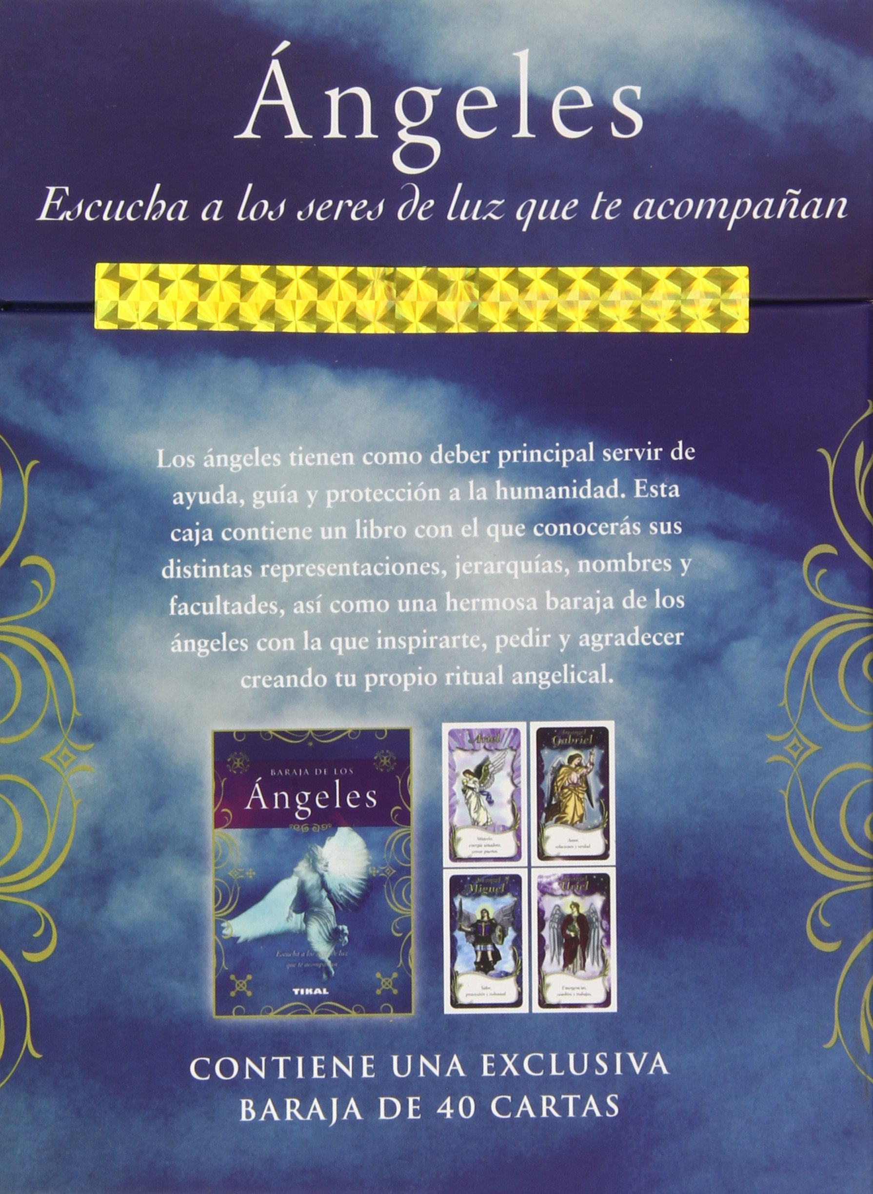 BARAJA DE LOS ANGELES: TIKAL: 9788499282848: Amazon.com: Books