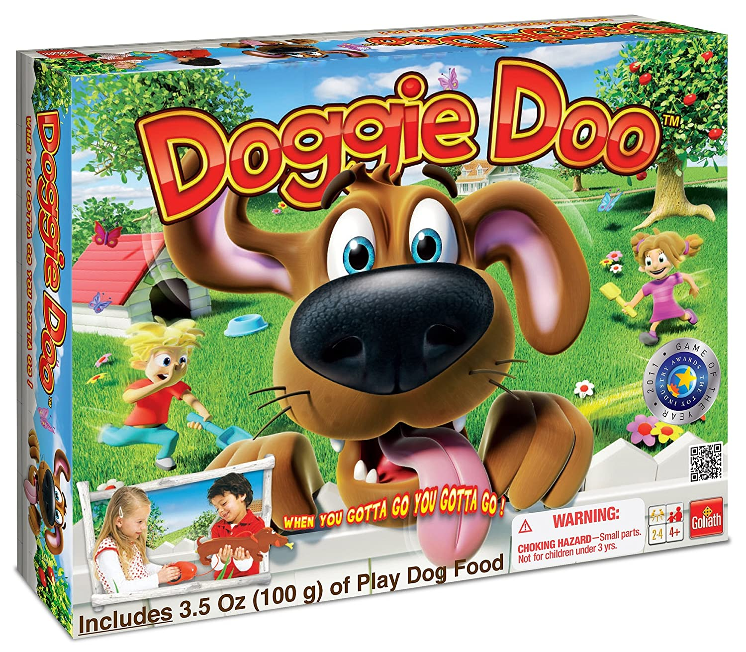 c07e52a59636 Amazon.com  Doggie Doo -- The Famous Dog Poop Game  Toys   Games