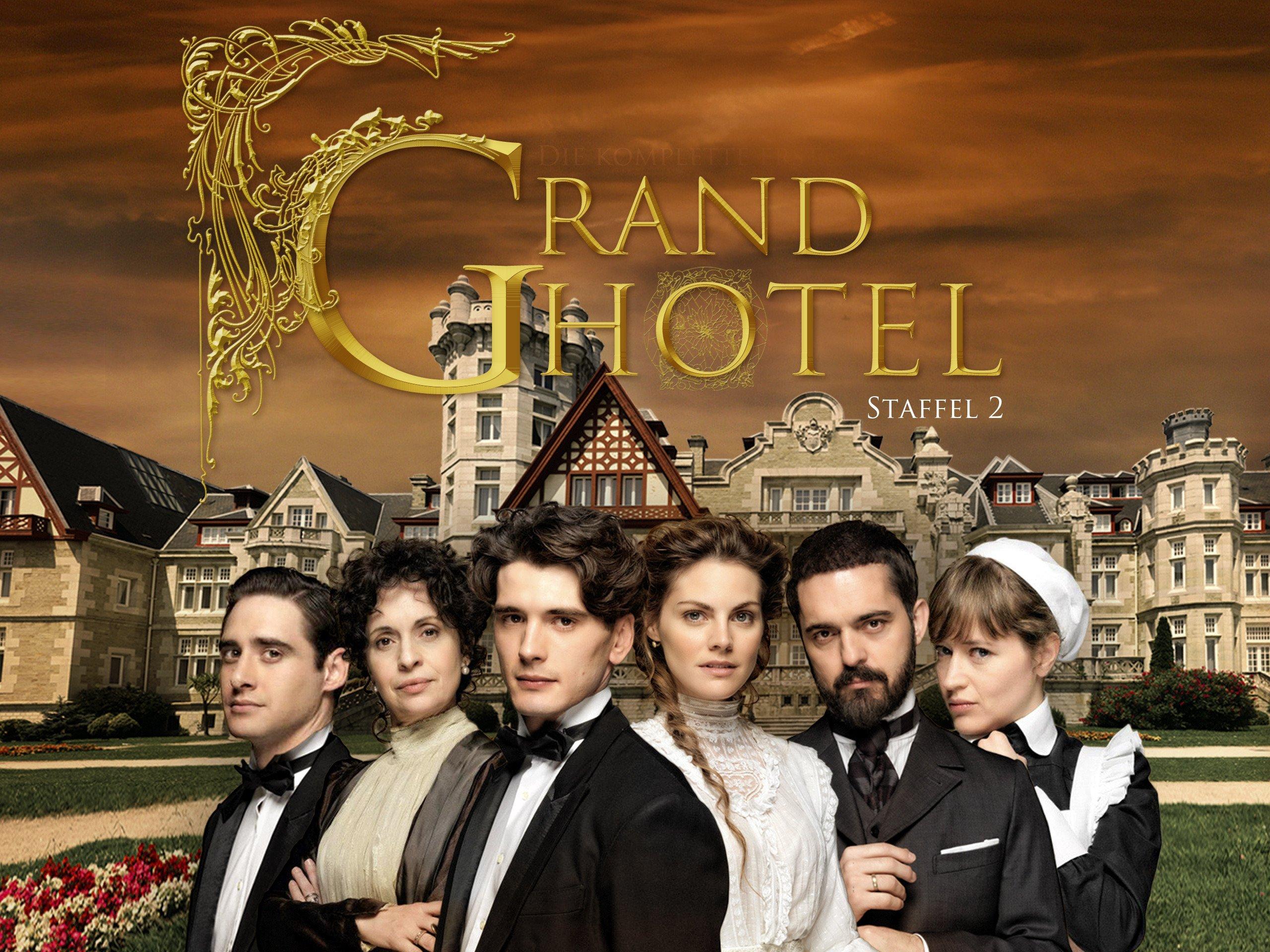 Amazon De Grand Hotel Staffel 2 Ansehen Prime Video