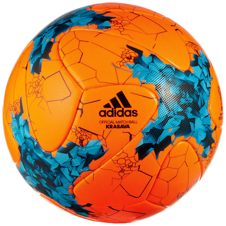 adidas Confed Cup Wint Balón de Fútbol, Hombre, Naranja (Narsol ...