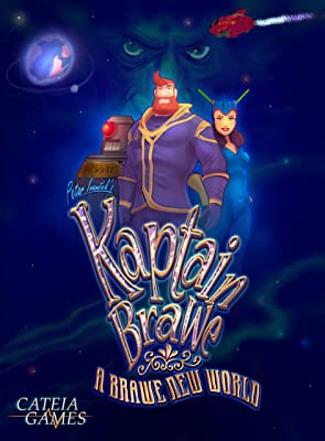 Kaptain Brawe: A Brawe New World [Online Game Code]