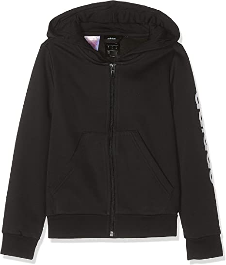 adidas Essentials Linear Veste à Capuche Fille