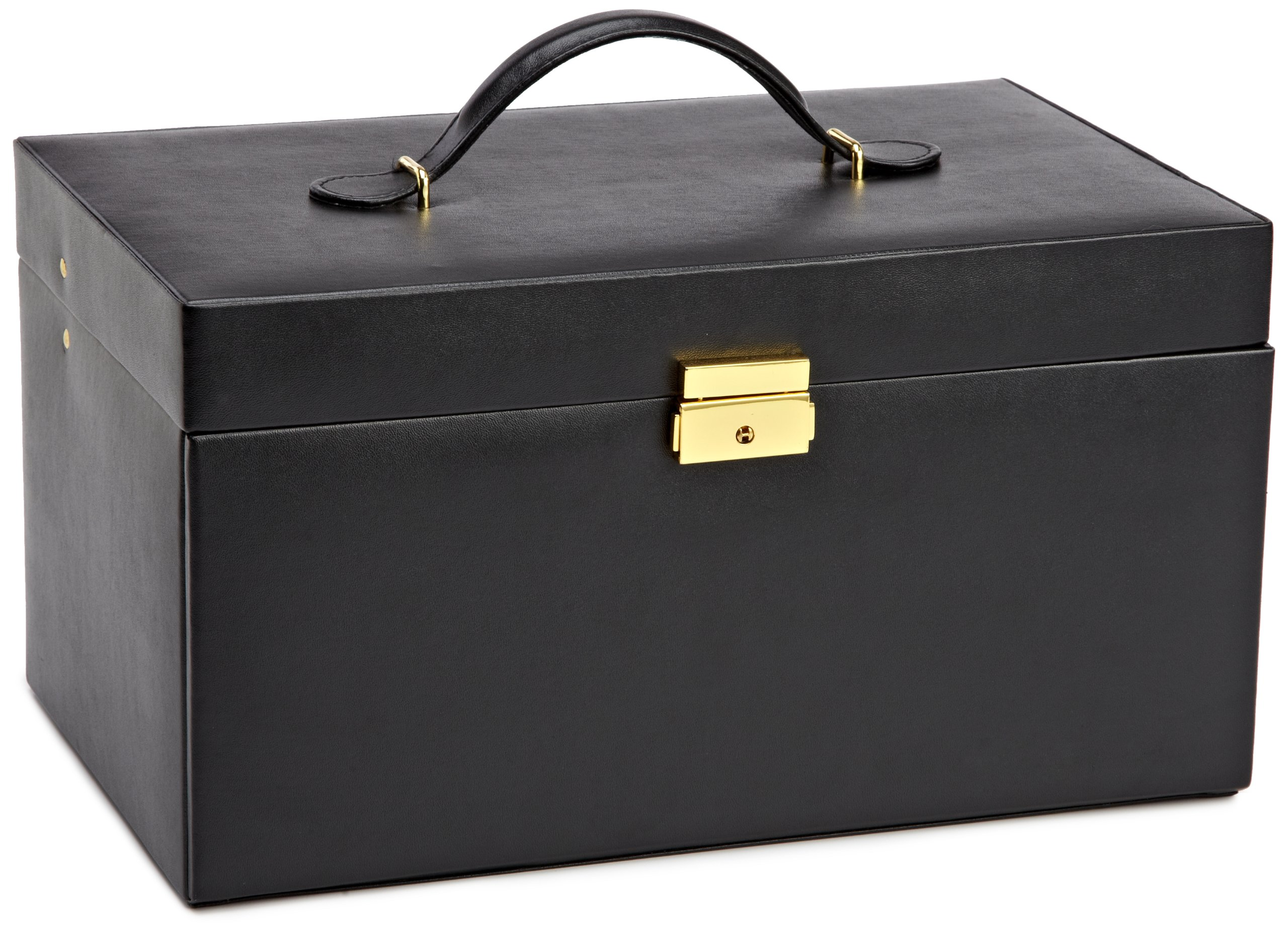 WOLF 280202 Heritage Extra Large Box, Black by WOLF