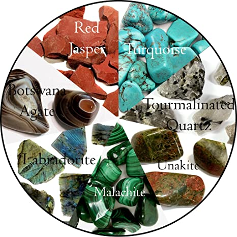for an Open Mind Scorpio Zodiac Bundle 16pc Quality Handpicked Healing Crystals