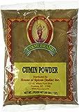 Laxmi All-Natural Dried Cumin Powder - 7 Ounce