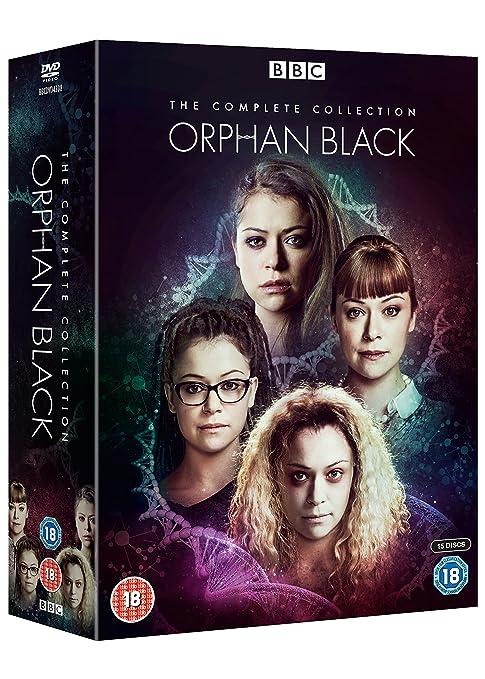 Orphan Black Complete Collection Edizione: Regno Unito ...