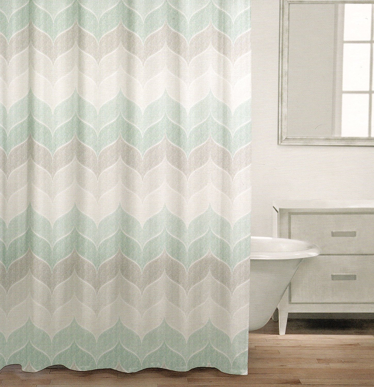 green curtain white ideas yellow of shower design and striped awesome curtains