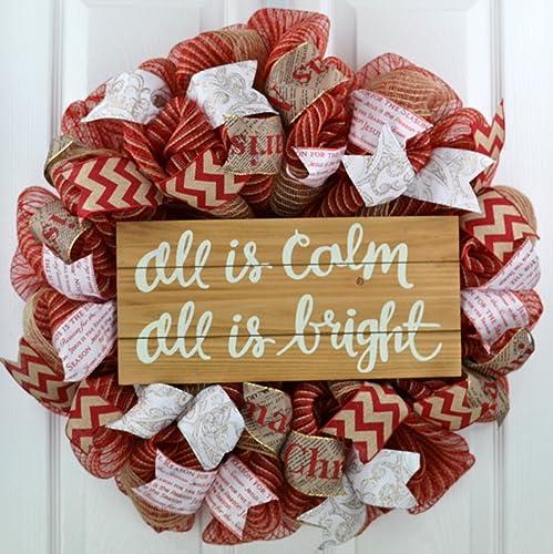 rustic christmas wreath burlap christmas wreath outdoor front door wreath red jute white