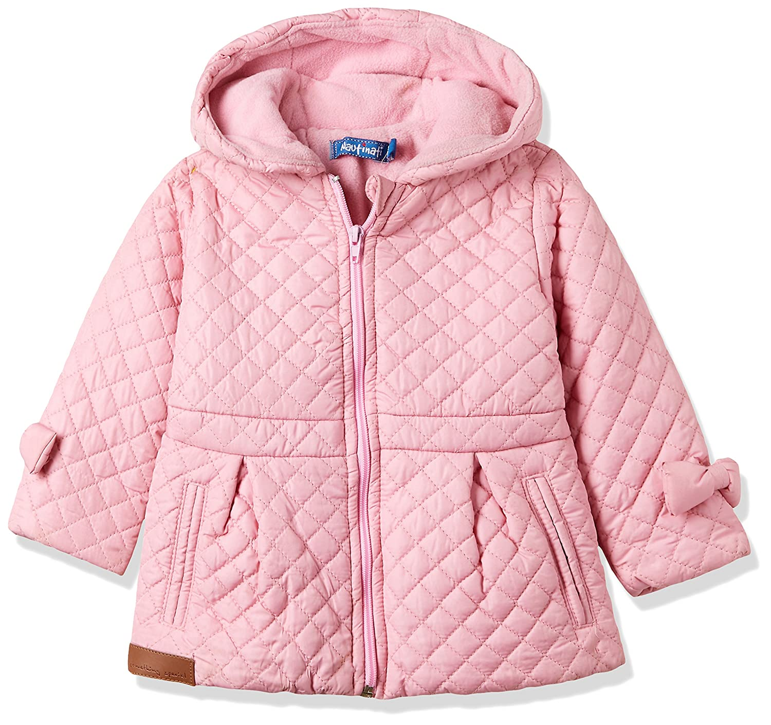 1c8bd5556ce3 nauti nati Girls  Jacket  Amazon.in  Clothing   Accessories
