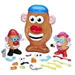 Playskool  Pré Escolar Mr Potato Head Baú Divertido Figuras Mph Marrom