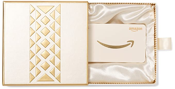 dde88fe7ec9 Amazon.com  Amazon.com Gift Card in a Premium Gift Box (Gold)  Gift ...