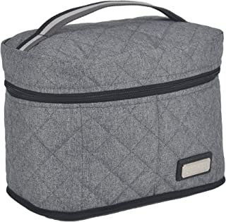 product image for cinda b Grand Train Case Heather Grey