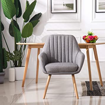Amazon Homy Grigio Living Room Chairs Accent Chair Modern