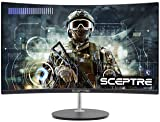 "Sceptre 24"" Curved LED Monitor Full HD 1080P HDMI"