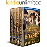 The Welch Brothers of Beaver Hills Boxset: Mail Order Bride Romance