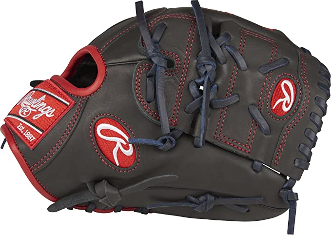"LHT Lefty Rawlings GXLE3029-6BCS 12.75/"" Gold Glove Gamer XLE Baseball Glove New!"