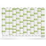 Calendari da Parete 2018 (pieghe) 84,1x 58,4 cm