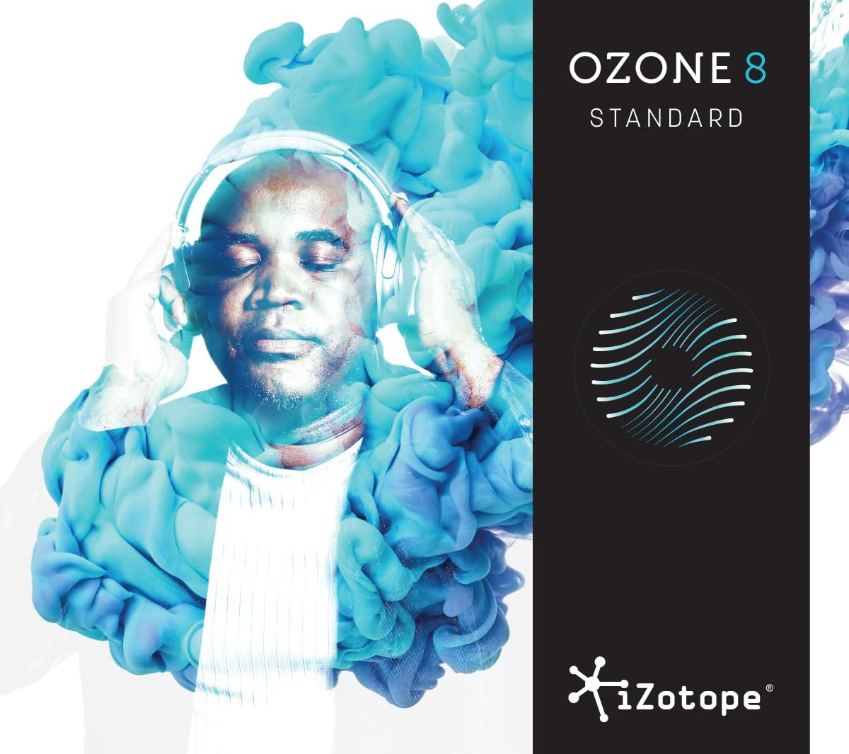 Amazon Com Ozone 8 Standard Mastering Plug In Izotope Online Code Software