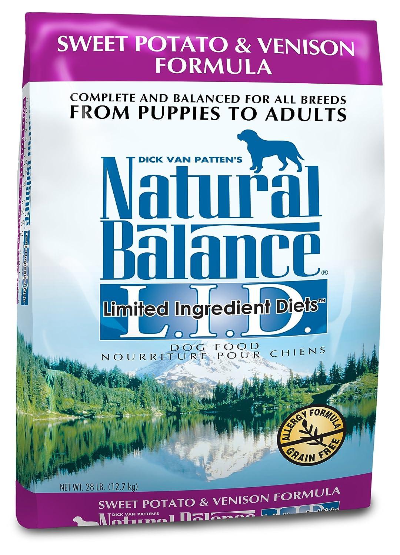 Natural Balance Dog Food Rolls Recall