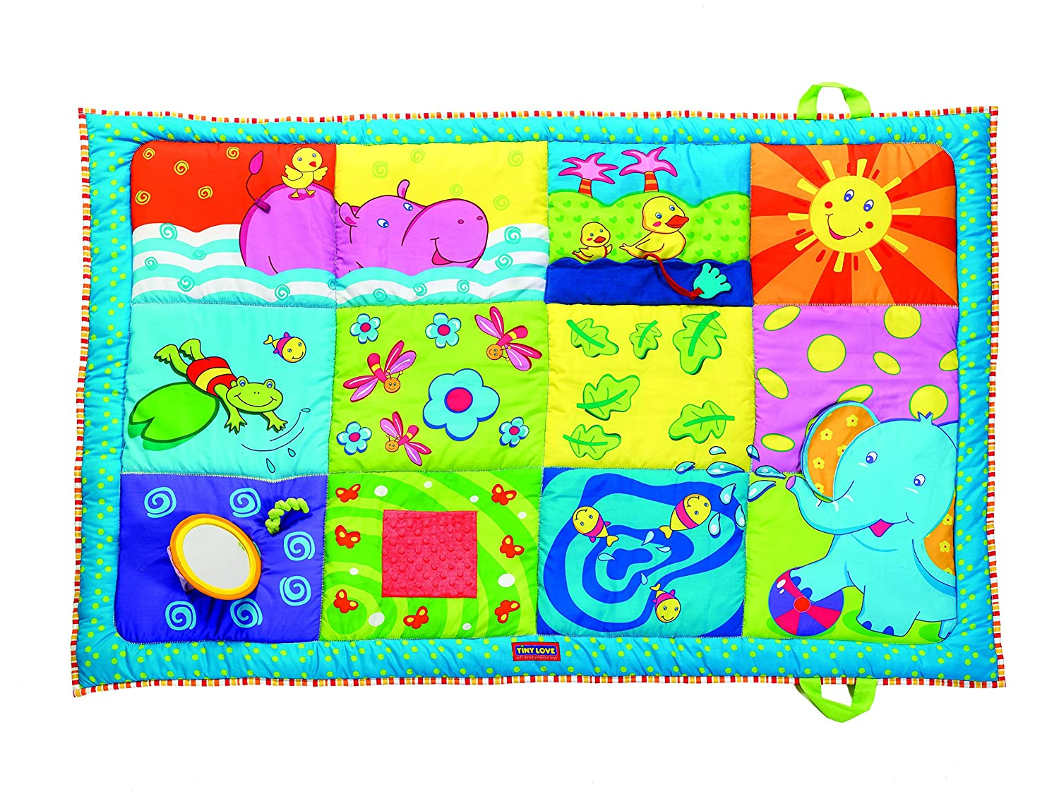 Tiny Love Meadow Days Super Mat, 100 x 150 cm Dorel UK Limited 3333120521