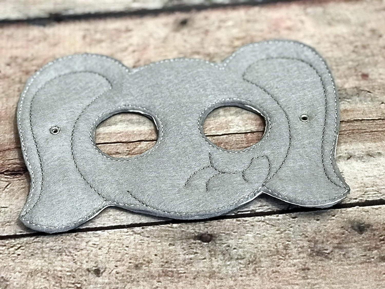 Felt Elephant Mask