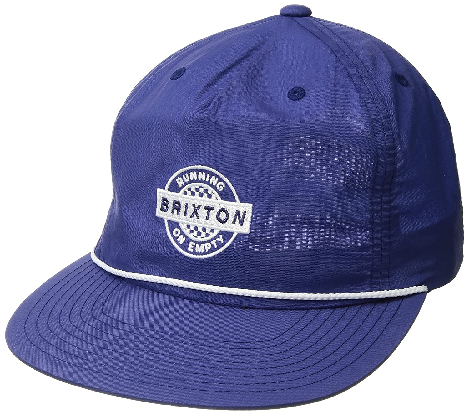 Brixton Mens Speedway High Profile Adjustable Snapback Hat