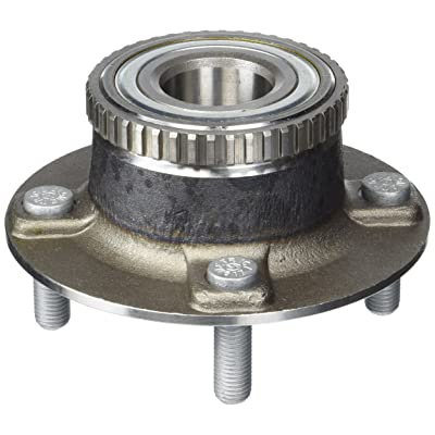 Timken 512024 Axle Bearing and Hub Assembly: Automotive