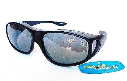 Amazon.com: Gafas de sol polarizadas con texto en inglés ...