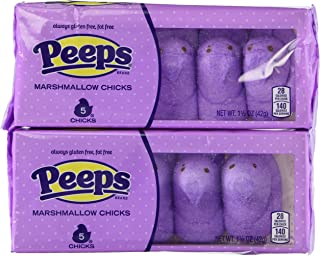 product image for Peeps Lavender Chicks/10-Ct