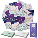 Mr. Pen- Thank You Cards, 20 Pack, Thank You Cards with Envelopes, Blank Thank You Cards, Assorted Cards, Thank You Notes Car