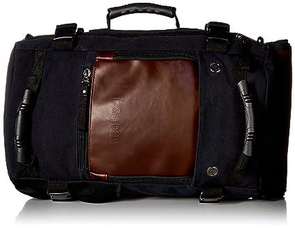 926a6e728517 Amazon.com : Ibagbar Canvas Backpack Travel Bag Hiking Bag Camping ...
