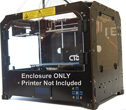 Amazon com : Enclosure for CTC Duplicator Style 3D Printer