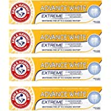 Arm & Hammer Advance Extreme with Micropolisher Technology Fresh Mint 75 ml (Pack of 4)
