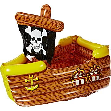 Beistle Inflatable Pirate Ship