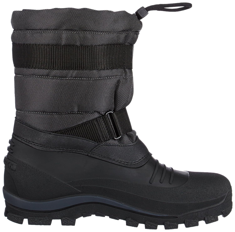 Spirale MATTI, Bottes de neige de hauteur moyenne, doublure chaude homme -  Gris - Grau (grau 15), 47 EU (12 Homme UK) EU: Amazon.fr: Chaussures et Sacs