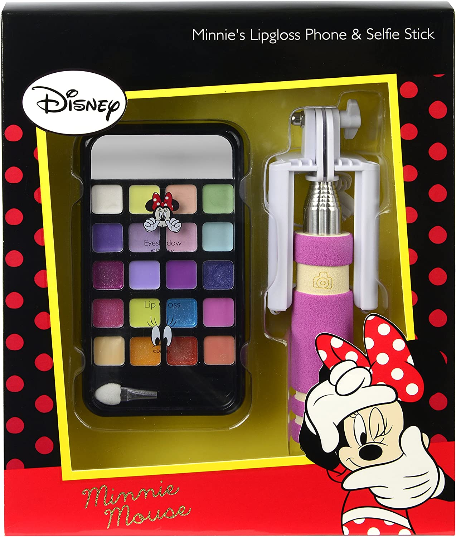 Minnie Mouse- set de maquillaje (Markwins 9703310): Amazon.es ...