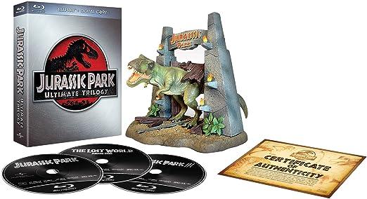 Jurassic Park Ultimate Trilogy - Limited Ultimate