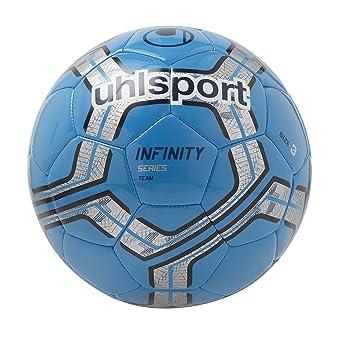 b79c85d4 UHLSPORT - INFINITY TEAM - Ballon Football - Cousu Main - Finition  Brillante - cyan/