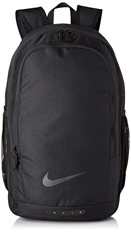 feb0ea347f Nike NK Acdmy Bkpk Sac à Dos de Football Mixte Adulte, Noir (Black ...