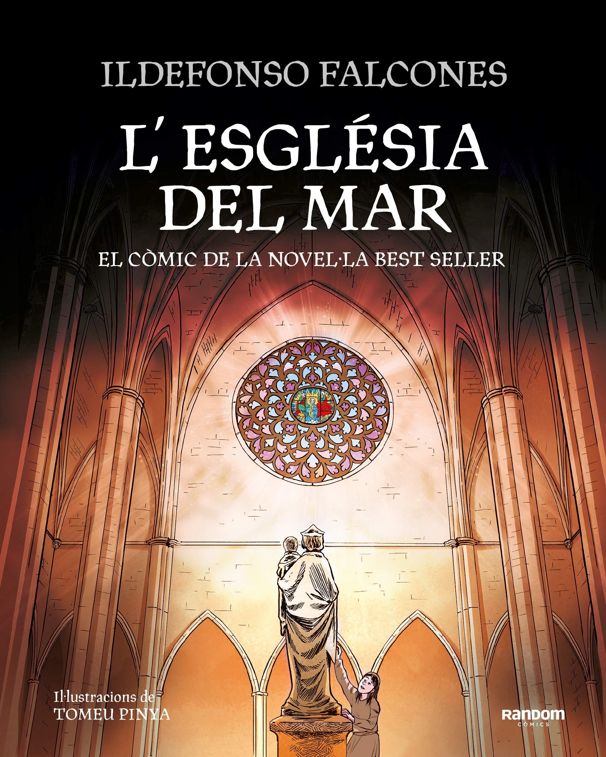 Lesglésia del mar: El còmic de la novel·la best seller ...