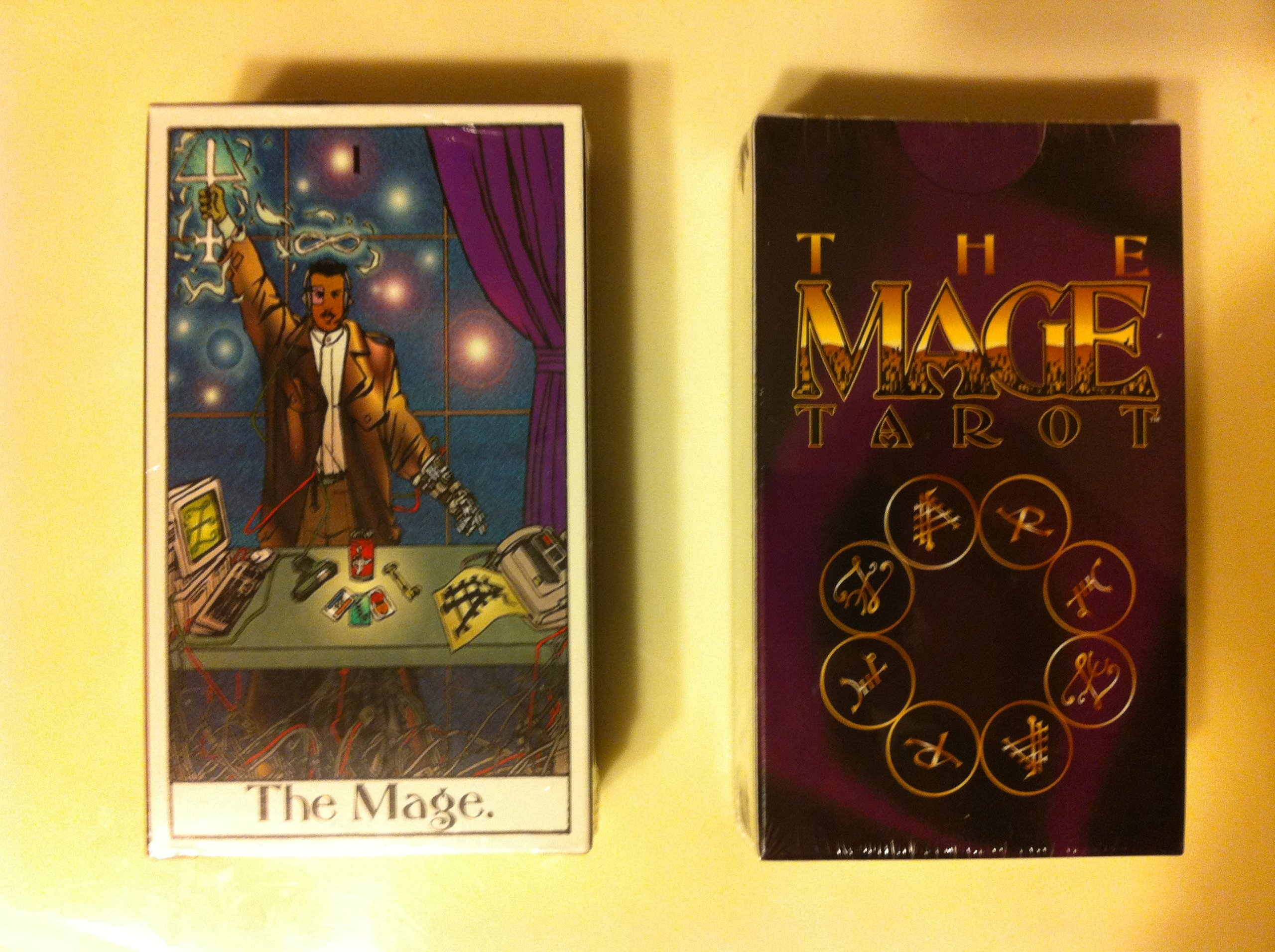 Mage Tarot Deck Revised *OP (Mage: The Ascension) pdf epub