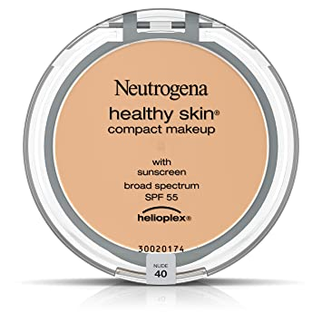 Neutrogena Healthy Skin Compact Makeup SPF 55 With Helioplex Nude