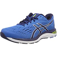 ASICS Men's Gel-Cumulus 20 Running Shoes, Black (Black/White),10.5 US,44 1/2 EU