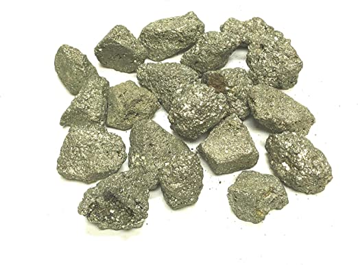 Zentron Crystal Collection: Natural Rough Pyrite Fools Gold